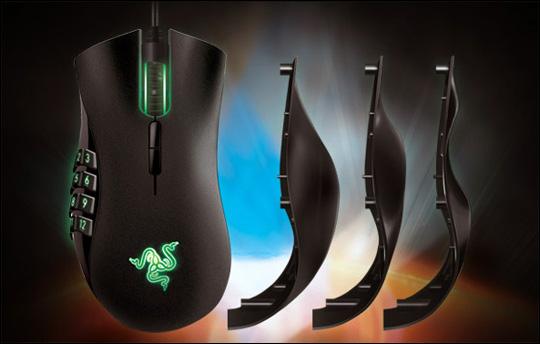 Razer Naga 2012